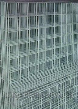 Сетка торговая настенная 2*1м (ячейка 5*5см)