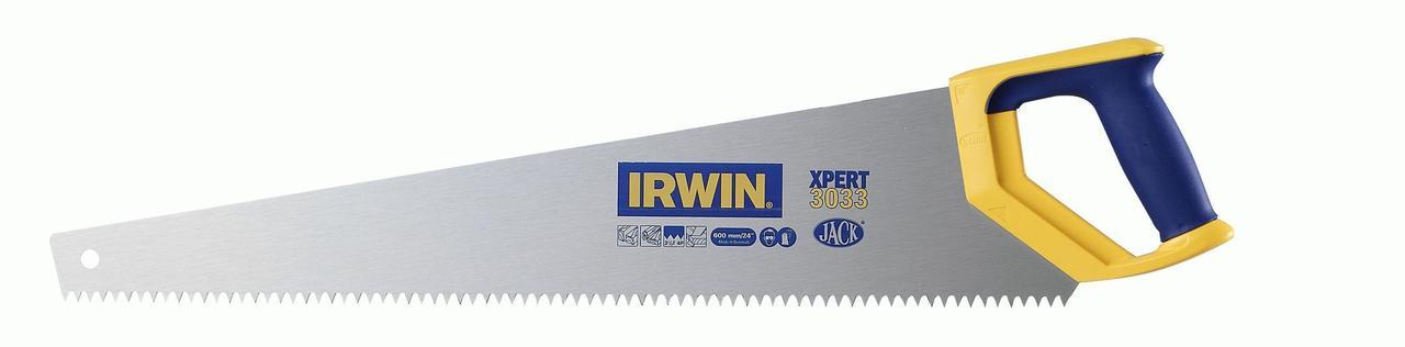 "Пила ручная Xpert 24""/600мм, 3,5T/4P, IRWIN"