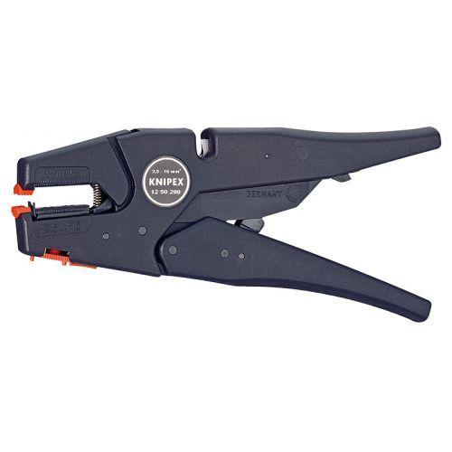 Автоматичний інструмент для видалення ізоляції KNIPEX 12 50 200