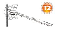 Зовнішня пасивна ефірний DVB-T2 антена ENERGY 1,5 м (19 ел.+8) (без підсилювача)