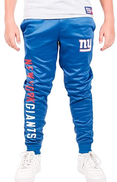 Спортивные брюки Ultra Game NFL Boys High Performance Moisture Wicking Fleece Jogger-  Blue