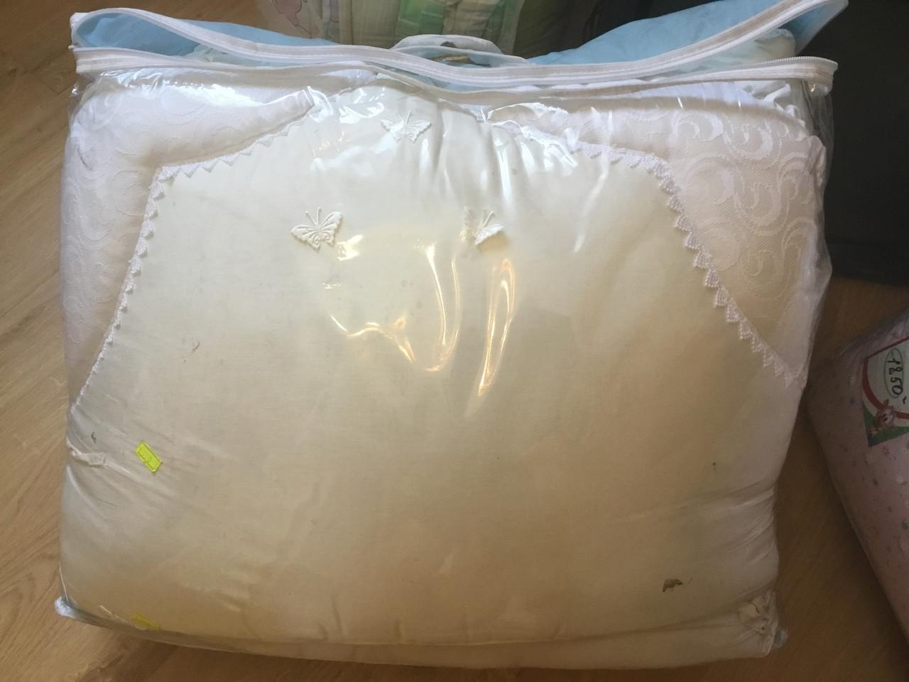 Бардюр защита в детскую кроватку
