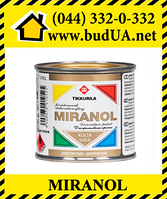 Декоративная краска Миранол Тиккурила, 0,1 л (золото)