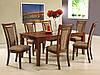 Стол со стульями Sandania