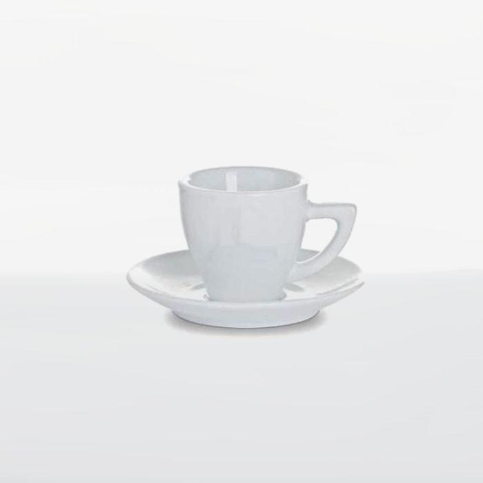 Чашка з блюдцем фарфор Еней 51k024r00