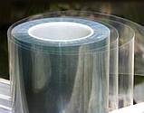Авто пленка защитная Annhao прозрачная 20 x 120см броне ударостойкая, фото 3
