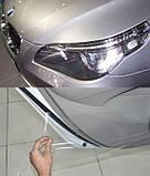 Авто пленка защитная Annhao прозрачная 20 x 120см броне ударостойкая, фото 8