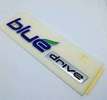 Емблема Blue drive на кришку HYUNDAI