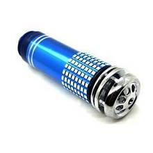 Очиститель ионизатор воздуха озонатор автомобильный MHZ, синий