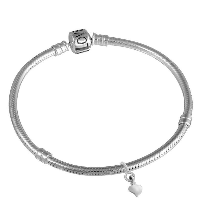 Серебряный браслет в стиле Pandora Silvex 925 700/19