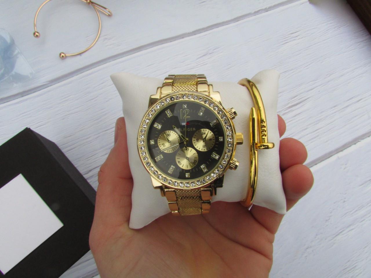 Женские наручные часы  (В Подарочной Коробке) Качество