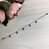 Серебряный браслет SilverBreeze без камней (2037194) 1720 размер, фото 2