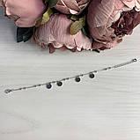 Серебряный браслет SilverBreeze без камней (2037064) 1720 размер, фото 2