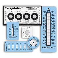 Термоиндикаторные наклейки.