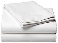 Простынь белая бязь полуторная 150х215 хлопок 100% | Простынь медицинская | Бязь отбеленная 150*215 см