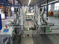 Автоматическая сварочно-зачистная линия Haffner SMH-4 + SVW + SV-4