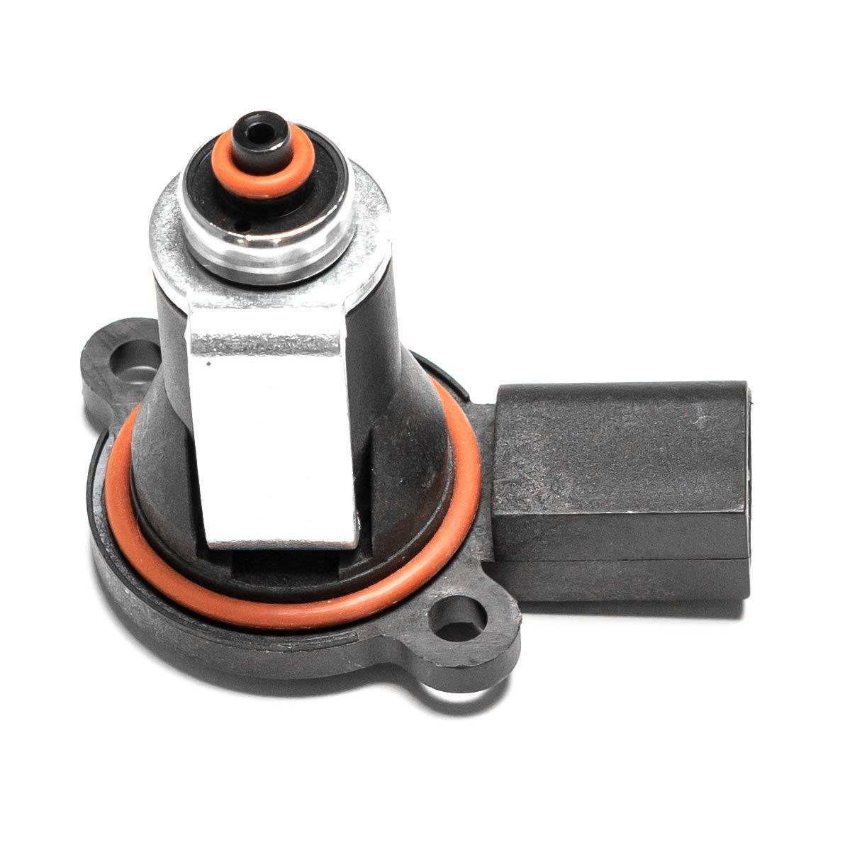 Клапан скидання повітря компресора пневмопідвіски AMK для Mercedes і Land Rover