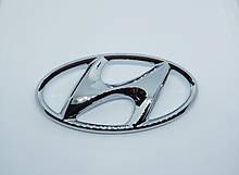 Емблема Hyundai 115*58
