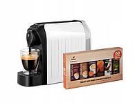 Капсульная кофеварка TCHIBO Cafissimo Easy (White) + 60 капсул в подарок