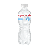Упаковка минеральной природной столовой негазированной воды Моршинська 0,33 л х 12 бутылок, фото 2