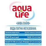 Упаковка минеральной столовой негазированной воды Aqua Life 5,0 л х 2 бутылки, фото 4