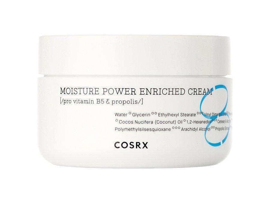 Увлажняющий и укрепляющий крем COSRX Hydrium Moisture Power Enriched Cream 50ml
