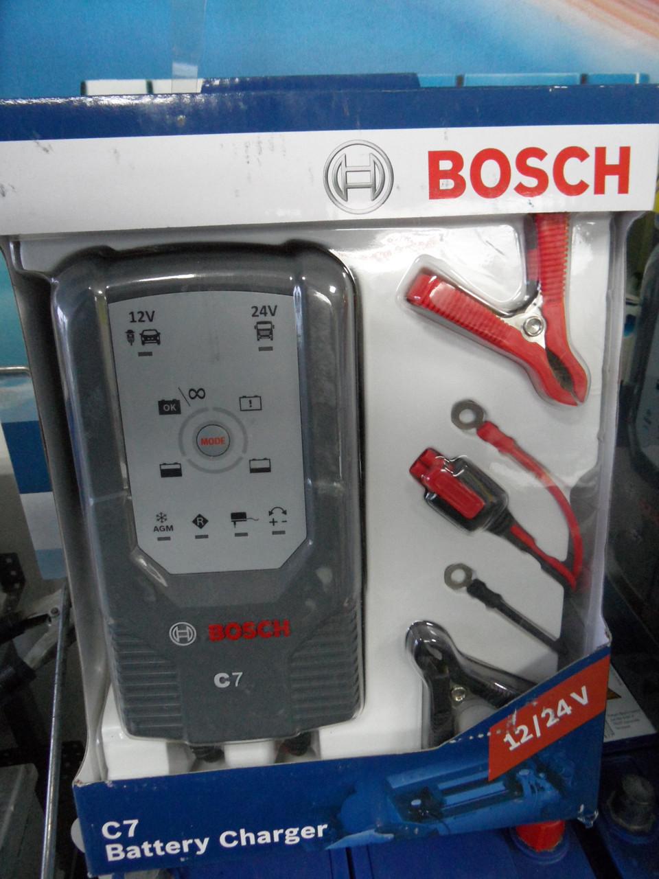Зарядное устройство Bosch C7, 018999907M 12В, 24В, 0 189 999 07M