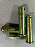 Вісь сталева Ø8 ГОСТ 9650-80, DIN 1444, фото 3