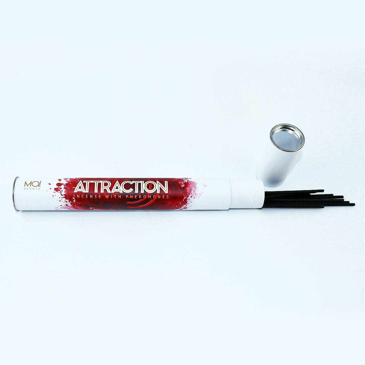 Ароматические палочки с феромонами и ароматом шоколада MAI Chocolate 20 шт (SO2774C)