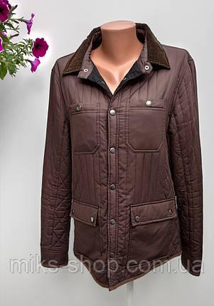 Жіноча куртка на кнопках Розмір М ( Б-22), фото 2