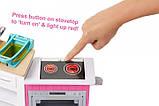 Ігровий набір з лялькою Барбі Barbie Ultimate Kitchen Готуємо разом, фото 4