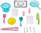 Игровой набор с куклой Барби Barbie Ultimate Kitchen Готовим вместе, фото 6