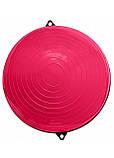 Балансировочная платформа Sport Shiny Bosu Ball 60 см SS6037-2 розовая, фото 6