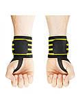 Бинты для запястий (кистевые бинты) 4FIZJO Wrist Wraps 4FJ0135, фото 2