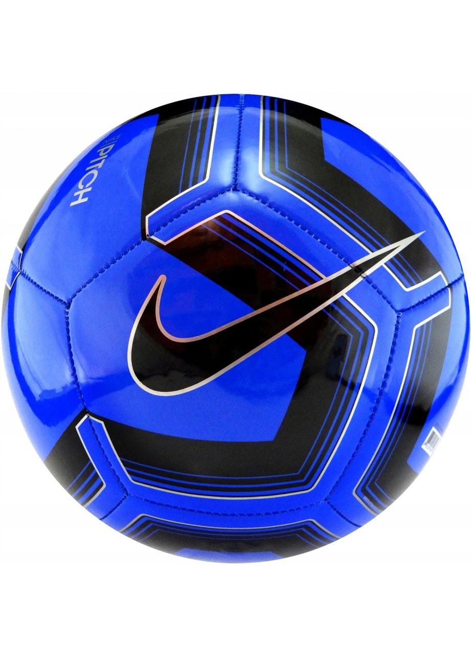 Мяч футбольный Nike Pitch Training SC3893-410 размер 5