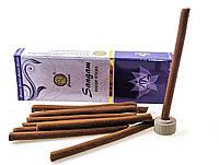"""Безосновные благовония Sangam Dhoop sticks """"Очищение"""", PAW Индия"""