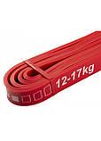 Эспандер-петля (резина для фитнеса и спорта) SportVida Power Band 20 мм 12-17 кг SV-HK0190, фото 2