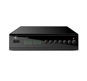 Тюнер Т2 uClan T2 HD SE Metal IPTV, 2 USB, фото 2