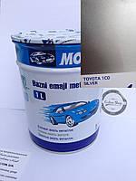 Базовая эмаль (металлик, UNI) MOBIHEL 1С0 - Toyota, 1л