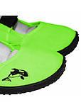 Обувь для пляжа (аквашузы, коралки) SportVida SV-DN0010-R24 размер 24 Green, фото 6
