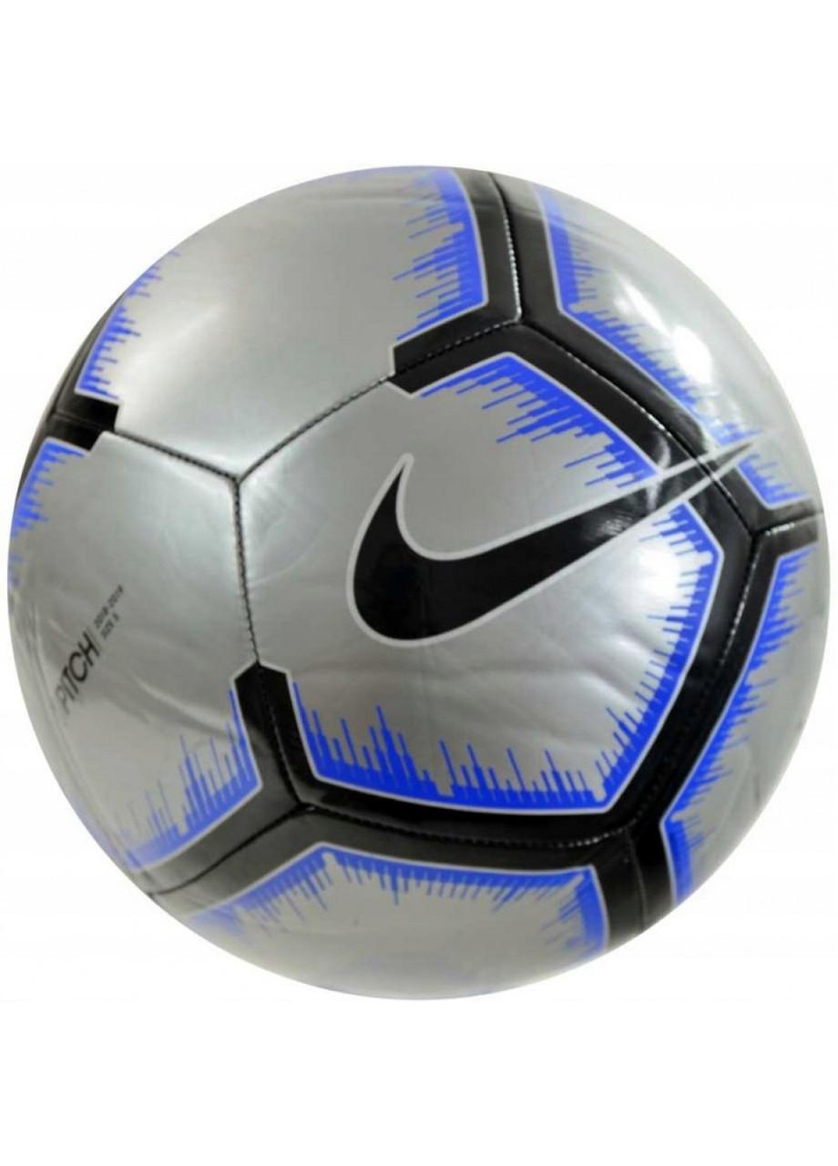 Мяч футбольный Nike Pitch SC3316-095 размер 5