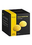 Полусфера массажная балансировочная (массажер для ног, стоп) 4FIZJO Balance Pad 16 см 4FJ0110 Yellow, фото 3