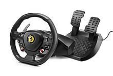 Игровой руль Thrustmaster T80 Ferrari 488 GTB Edition PC/PS4 Black (4160672)