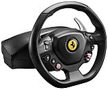Игровой руль Thrustmaster T80 Ferrarri 488 GTB Edition PC/PS4 Black (4160672), фото 3