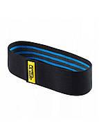 Резинка для фитнеса и спорта тканевая 4FIZJO Hip Band размер M 4FJ0070