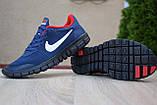 Кросівки розпродаж АКЦІЯ 550 грн останні розміри Nike 41р 26 см люкс копія, фото 5