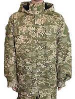 Куртка зимняя украинской армии пиксель ВСУ