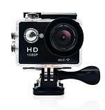 Экшн-камера W9S Black, фото 3