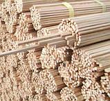 Палички для солодкої вати - від 100 шт З ПЕРЕДОПЛАТОЮ (400х5х5 мм), фото 4
