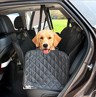 Накидка гамак для перевозки собак в авто